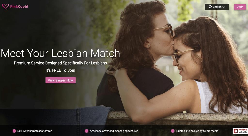 PinkCupid.com Lesbian Dating