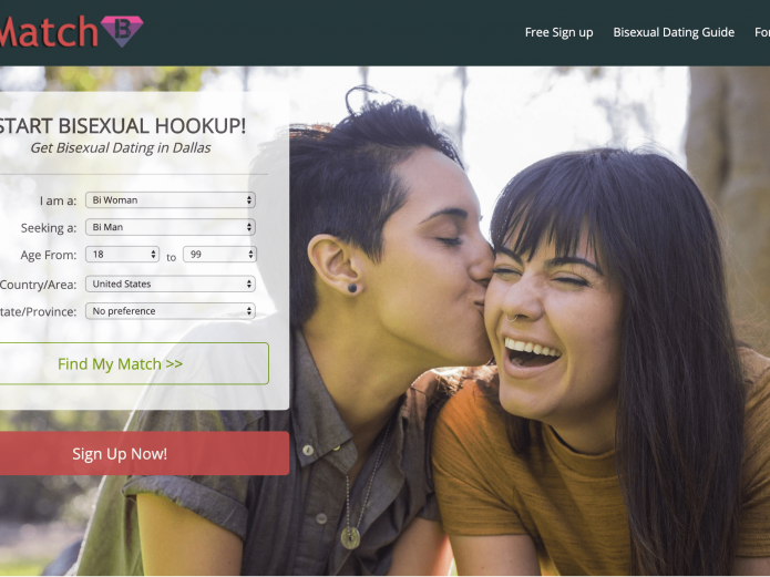 BiMatch.net Bisexual Hookup