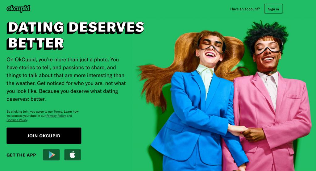 OkCupid Dating Derserve Better